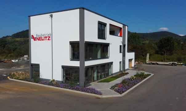 Firmensitz - Baubetrieb Nelitz