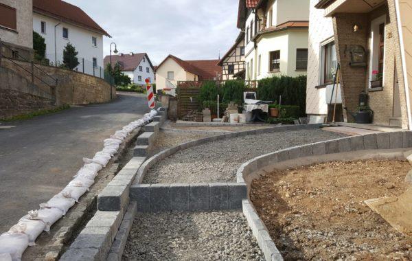 Courtyard Driveway Design
